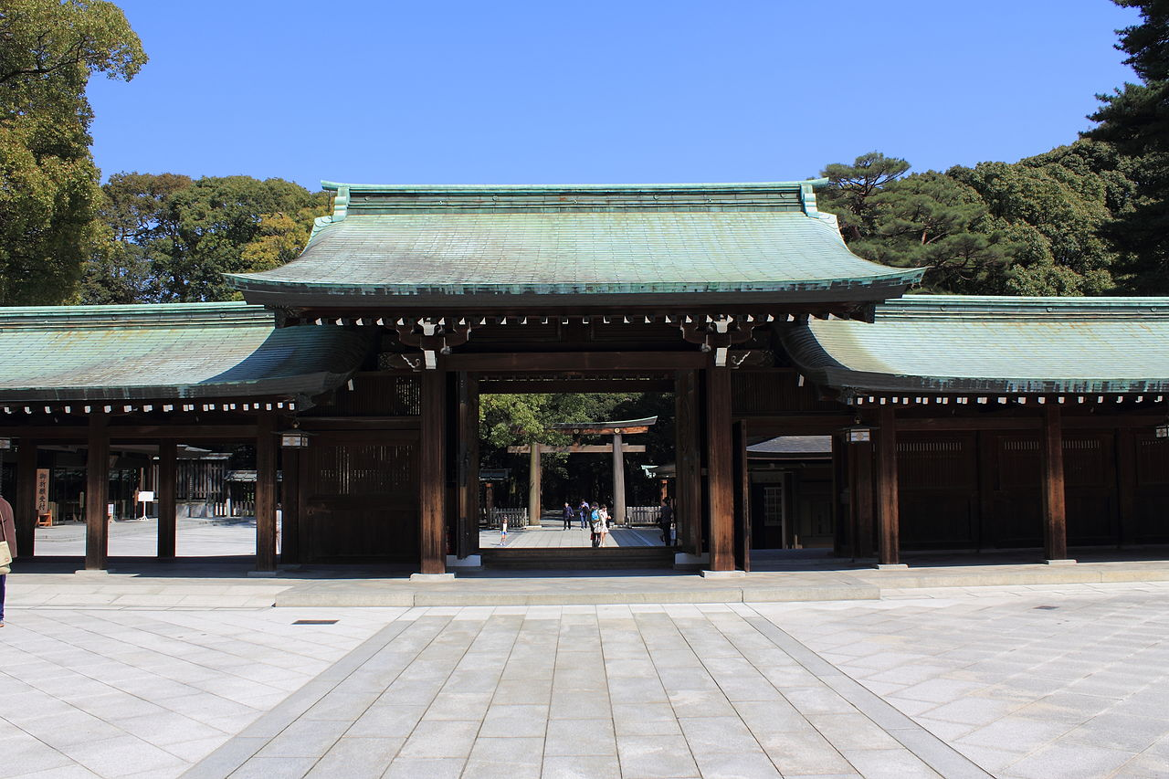 File:Meiji Shrine (meiji jingu).JPG - Wikimedia Commons