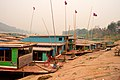 Mekong river boats in Houei Sai.jpg
