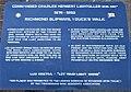 Memorial and Information Board to Charles Lightoller, Twickenham, London.jpg