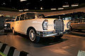 Mercedes-Benz 220S 1964 RFront MBMuse 9June2013 (14960635746).jpg