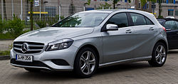 Mercedes-Benz A 180 BlueEFFICIENCY Urban