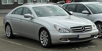 Mercedes-Benz CLS-Class - W219 CLS-Class