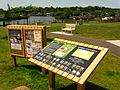 Mercia Marina, Willington, information boards.jpg