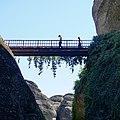 Meteora Monastery bridge.jpg
