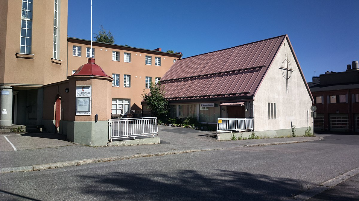 Suomen Metodistikirkko