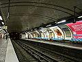 Metro de Paris - Ligne 13 - station La Fourche 02.jpg