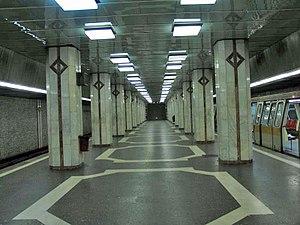 Preciziei Metro Station