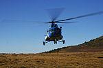 Mi-8 landing (6174333187).jpg