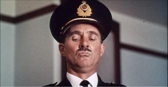 Michael Bates (actor) - Bates in A Clockwork Orange
