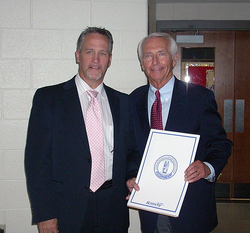 File:Michael A Davis and Steve Beshear.png. By: w|Mine Safety and Health Administration