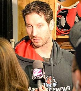 Michael Leighton Canadian ice hockey player