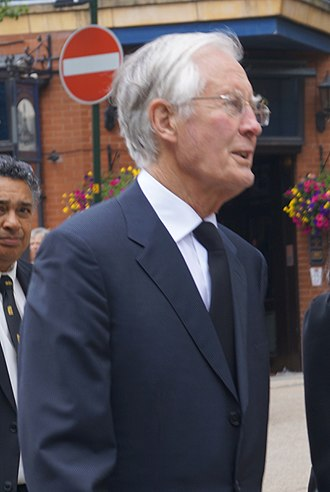 Shadow Secretary of State for Work and Pensions - Image: Michael Meacher MP