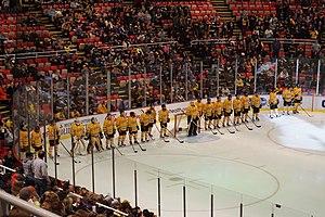 Michigan Tech Huskies men's ice hockey - The Michigan Tech Huskies at the 2015 Great Lakes Invitational