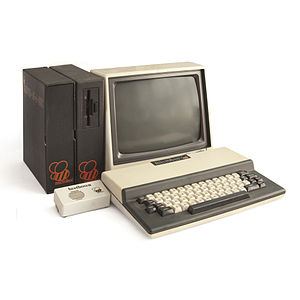 MicroBee - A complete MicroBee Computer-In-A-Book system.