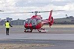Microflite (VH-NXX) Eurocopter EC130B4 at Wagga Wagga Airport.jpg