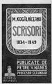 Mihail Kogalniceanu - Scrisori - 1834-1849.pdf