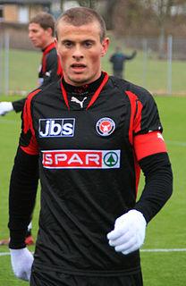 Mikkel Thygesen Danish footballer