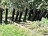 mill rijksmonument 509273 aspergeversperring op spoordijk oost van defensiekanaal