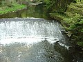Mill weir, The Torrs - geograph.org.uk - 450125.jpg