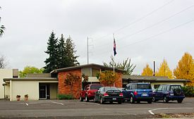 Miller Education Center West - Hillsboro, Oregon.JPG
