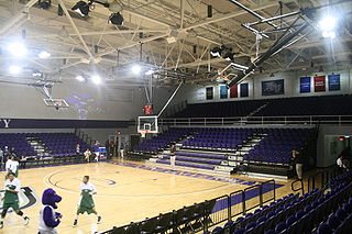 Millis Athletic Convocation Center building in North Carolina, United States