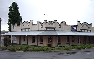 Millthorpe, New South Wales - Image: Millthorpe Commercial Hotel