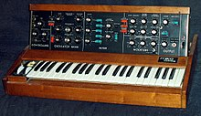 History of Analog synthesizer