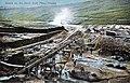 Mining operation at the Anvil Gold Mine, vicinity of Nome, Alaska, between 1895 and 1905 (AL+CA 1222).jpg