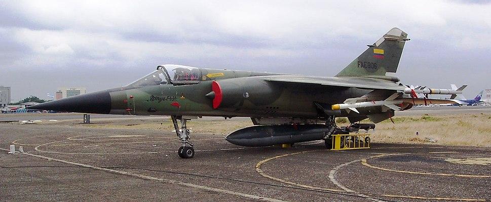 Mirage F.1JA