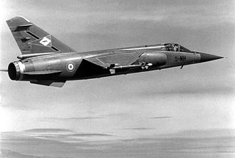 Dassault Mirage F1 - French Air Force Mirage F1