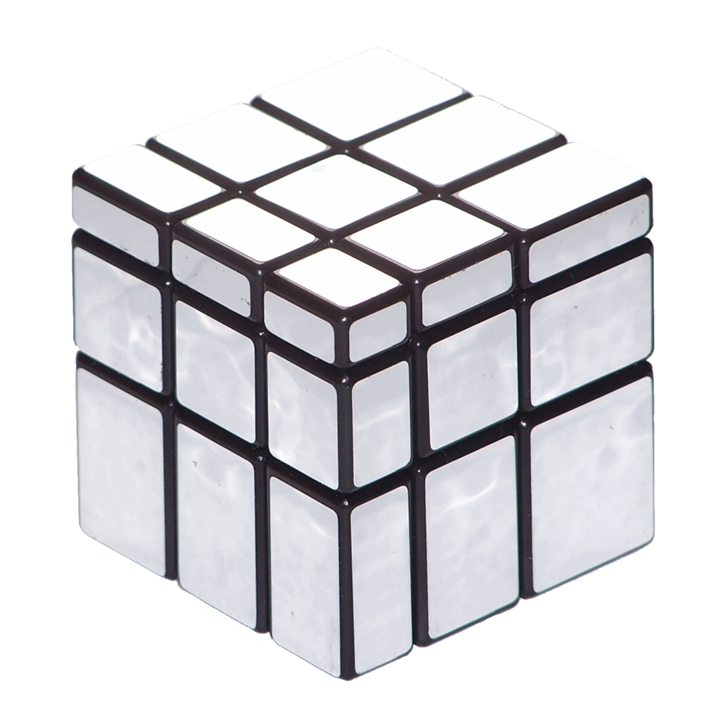 how to solve mirror cube in hindi