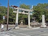Mishima-taisha, Ohtorii, 20110918.jpg
