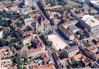 City Centre (Miskolc)