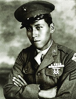 Mitchell Red Cloud Jr. United States Army Medal of Honor recipient