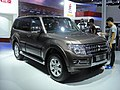 Mitsubishi Pajero CN Spec V6 3.0L In the 14th Guangzhou Autoshow 11.jpg
