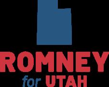 Mitt Romney for Senate logo (2018)