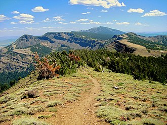 Modoc National Forest - Summit Trail in Modoc National Forest