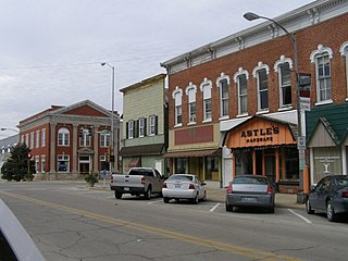 Momence, Illinois City in Illinois, United States