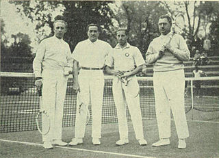 Vladimir Landau Monegasque tennis player