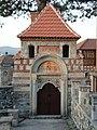 Monasterio de Zica, cerca de Kraljebo, Serbia.jpg