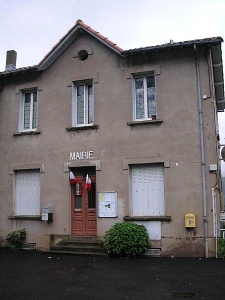 Mons (Hérault) - mairie.