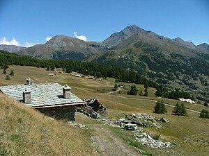 Sestriere - Mount Motta in Sestriere