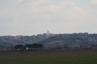 How to get to Monterotondo with public transit - About the place