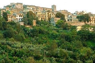 Montopoli di Sabina - Image: Montopoli