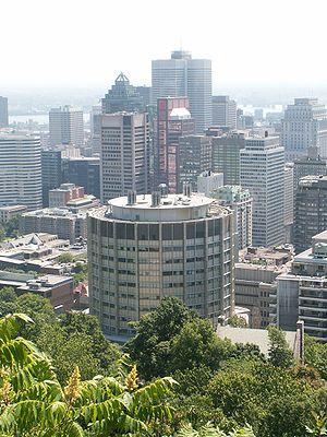 McIntyre Medical Sciences Building - Image: Montreal 4 db