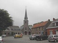 Moortsele (Oosterzele) - Sint-Amanduskerk.jpg