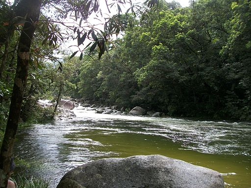 Mossman River and Gorge