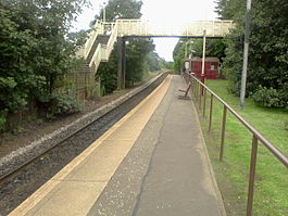 Mosspark railway station, looking WNW - geograph.org.uk - 2562583.jpg