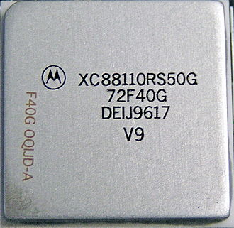 Power Macintosh - Motorola 88110 RISC CPU