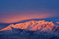 Mount Timpanogos at sunset.jpg